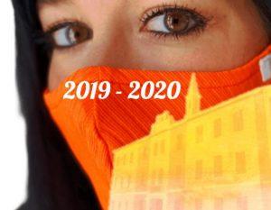 silueta školy 2019 - 2020