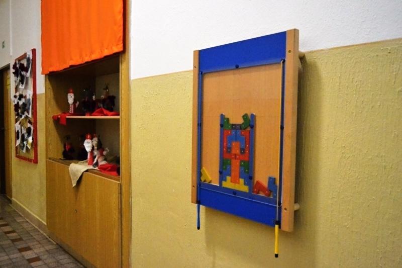 Interiéry školy (2)